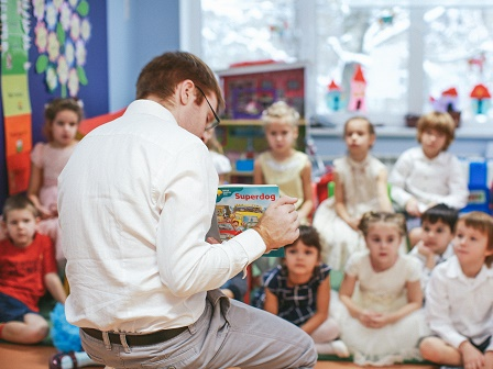 English Playschool Moscow